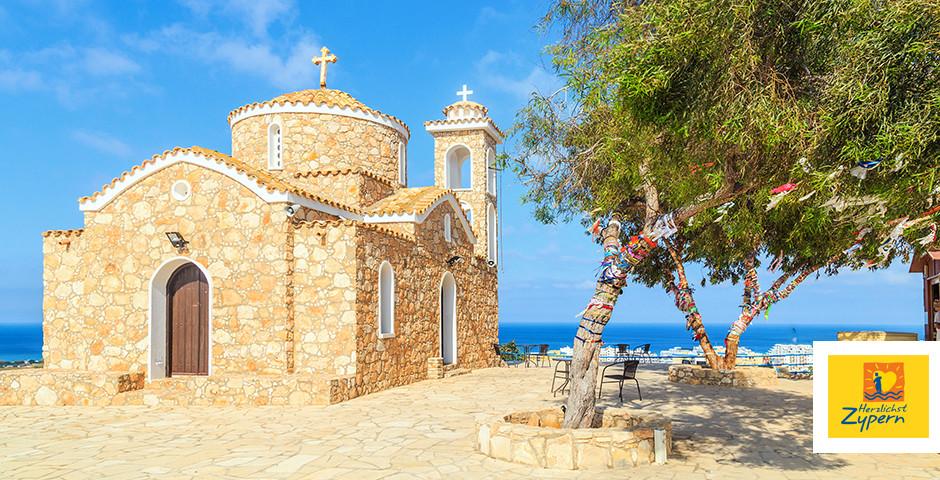 Kirche Profitis Ilias in Protaras - Zypern