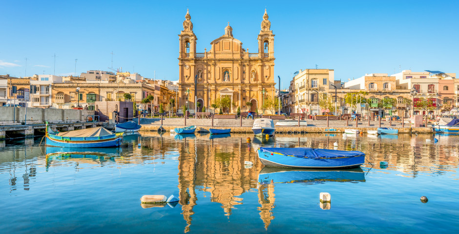 St Joseph's Church, Msida
