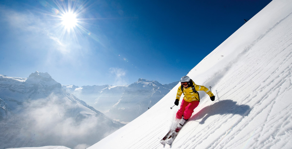 Schweiz, Skiferien - Schweiz