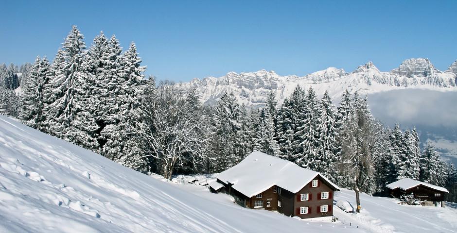 Schweiz, Ferien im Schnee - Schweiz