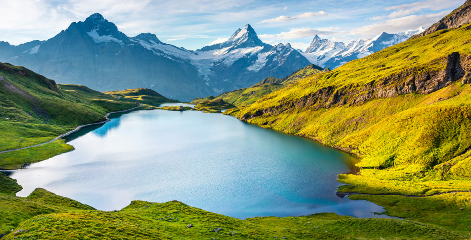 Suisse, Région de la Jungfrau