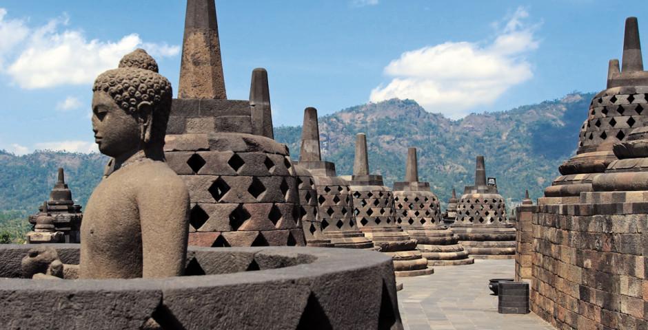 Borobudur - Indonesien
