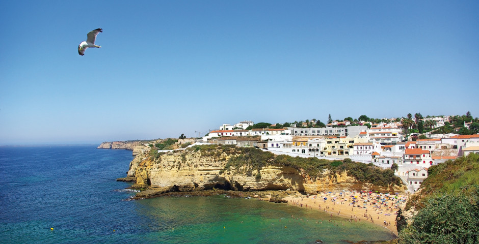 Carvoeiro, Algarve - Portugal