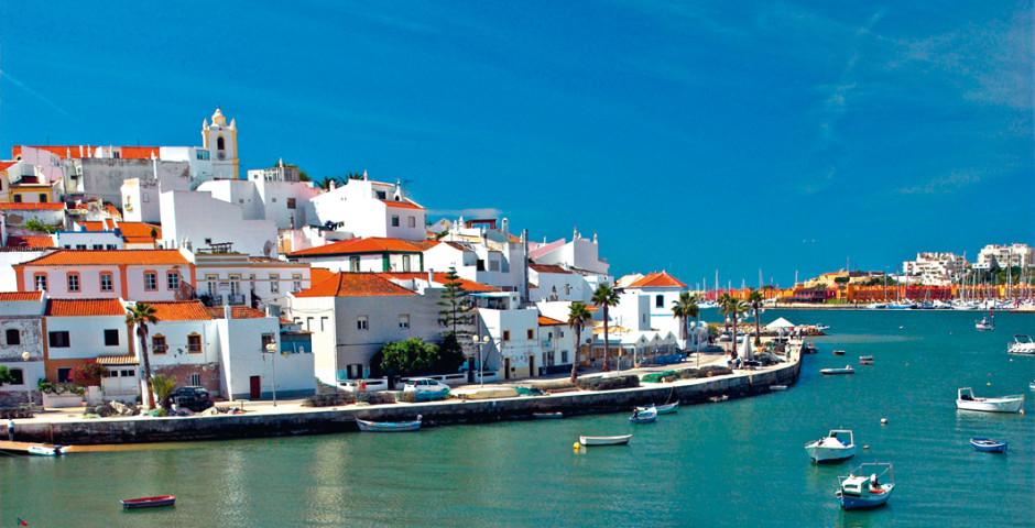 Ville côtière idyllique - Portugal