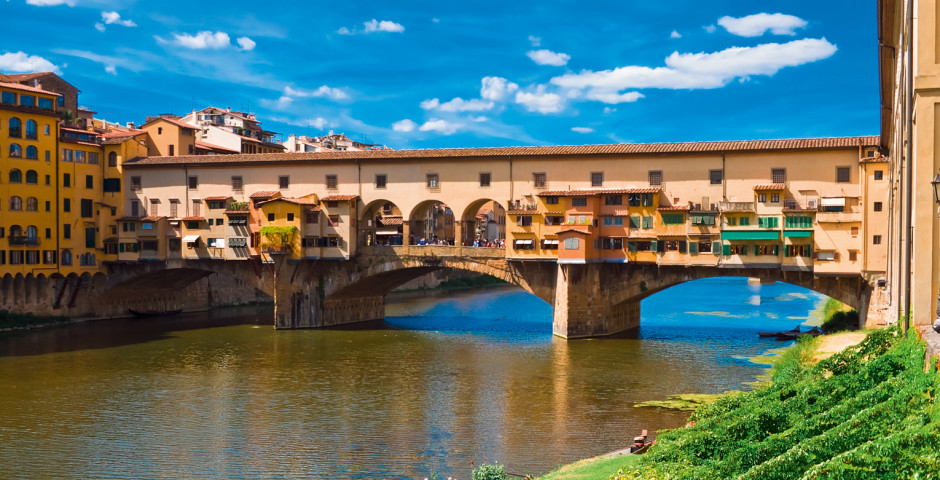Ponte Vecchio, Florenz, Italien - Italien