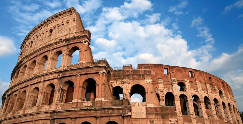 Kolosseum, Rom, Italien - Italien