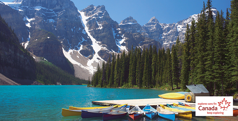 Moraine Lake - Kanada