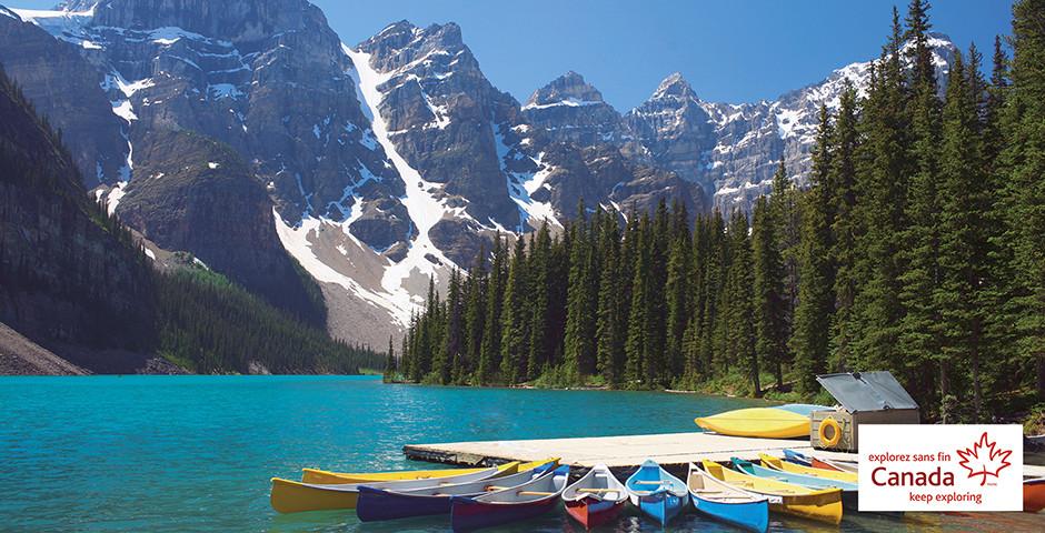 Lac Moraine - Canada