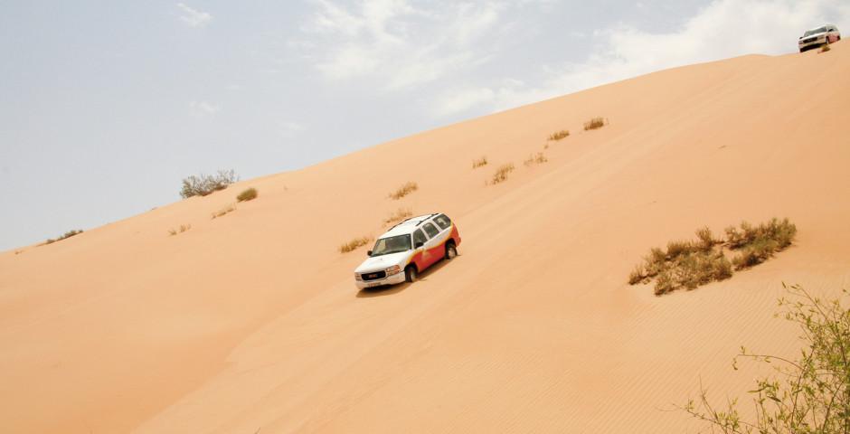 Wüstenrundfahrt