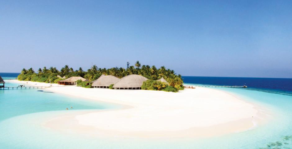 Weisser Sandstrand, Malediven - Malediven