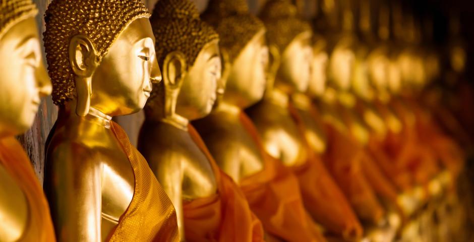 Buddha-Statuen - Thailand