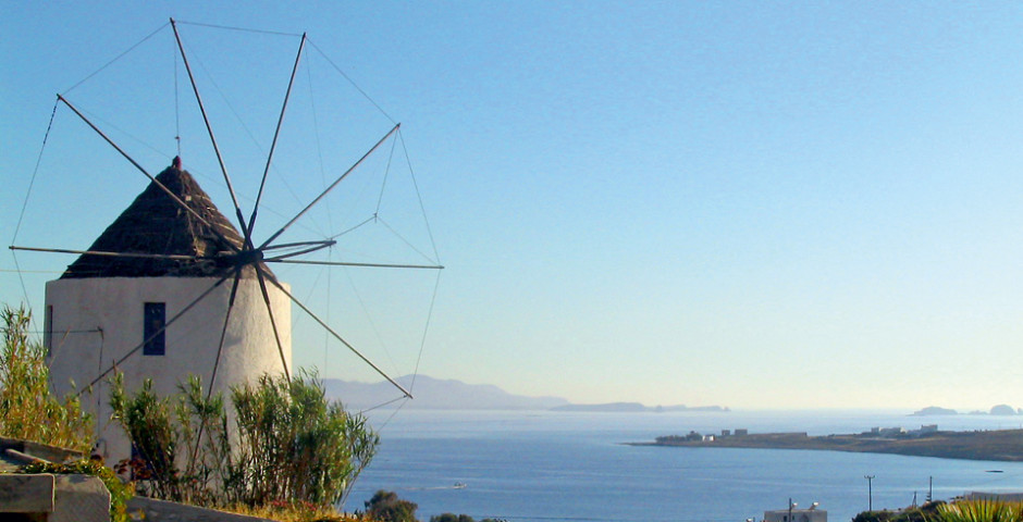 Paros, Griechenland - Griechenland