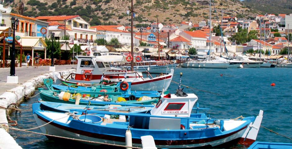 Pythagorio, Samos, Griechenland - Griechenland