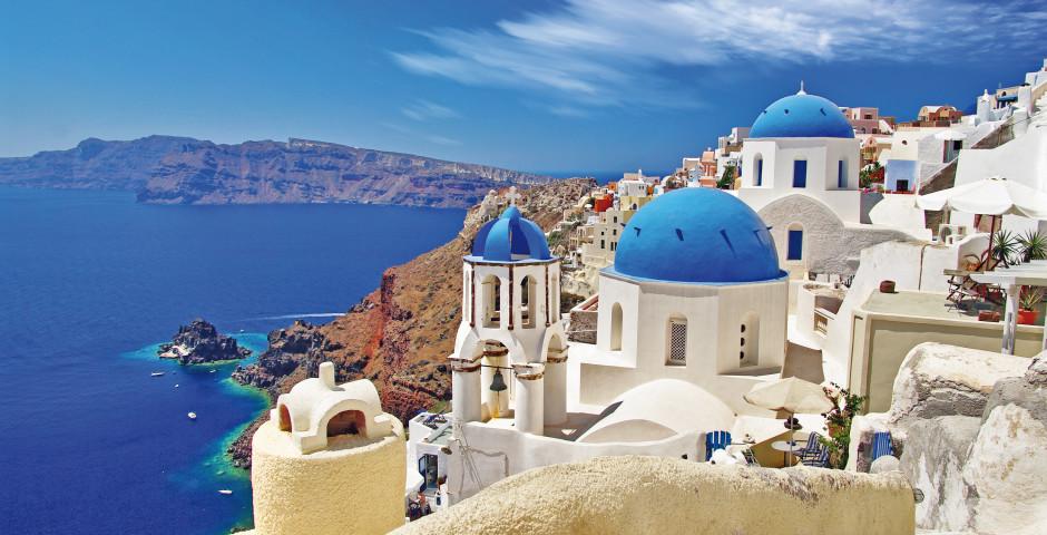 Ferien in Griechenland, Santorini - Griechenland