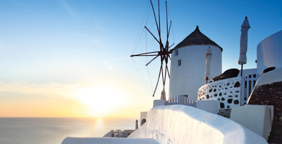 Santorini, Griechenland - Griechenland