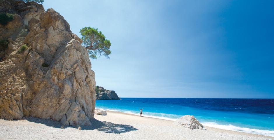 Soleil et plage - Grèce