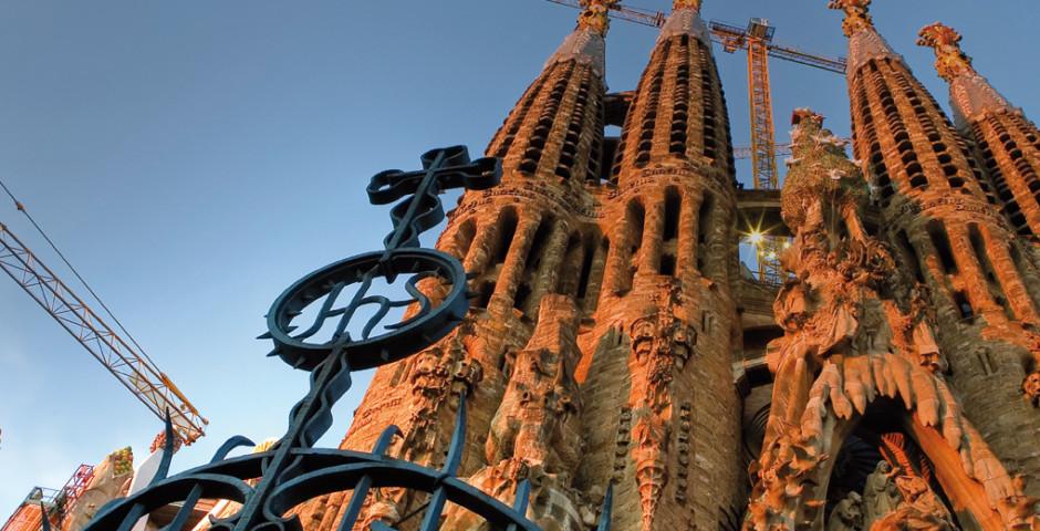 Sagrada Familia, Barcelona, Spanien - Spanien