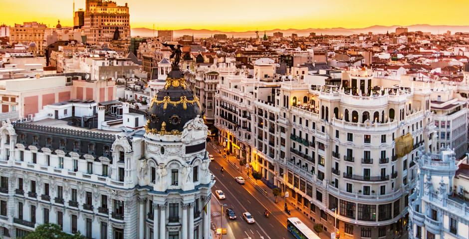 Madrid, Spanien - Spanien