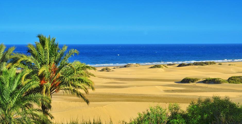 Maspalomas, Gran Canaria, Spanien - Spanien