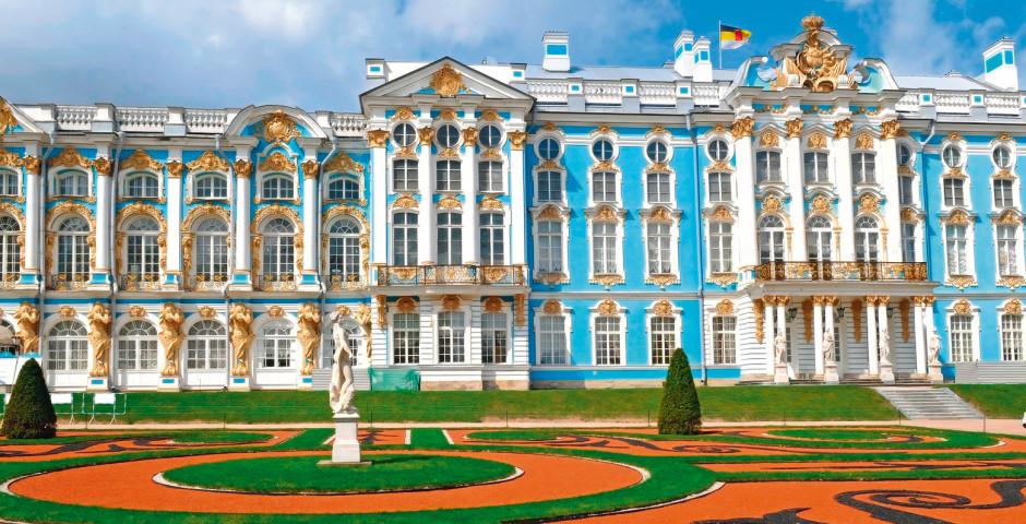 Katharinenpalast, St. Petersburg - Russland