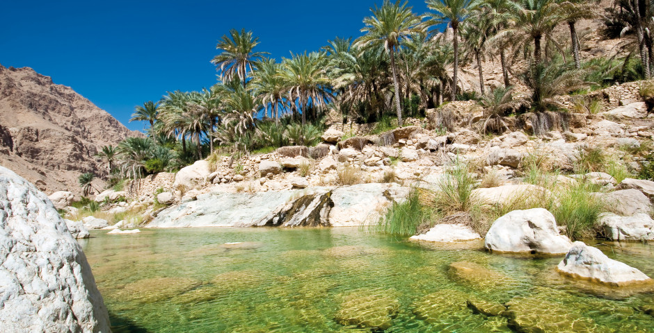 Wadi - Oman