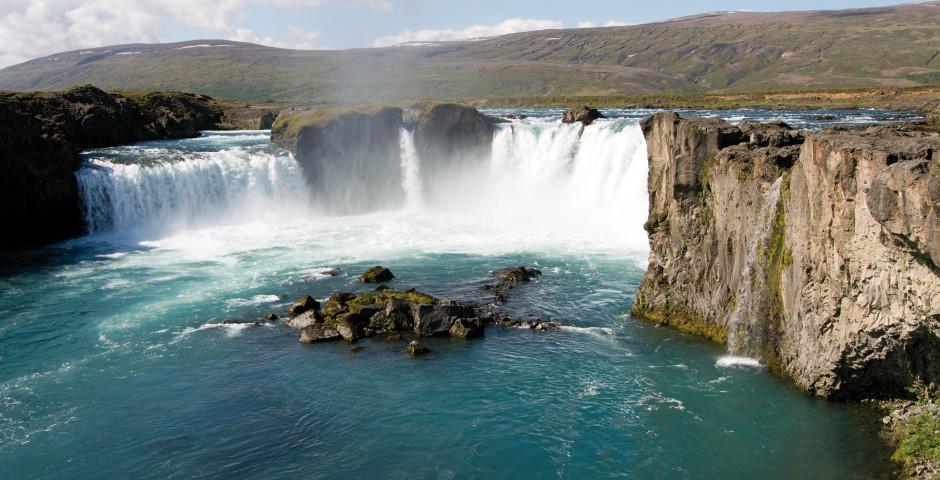 Chute Godafoss - Islande