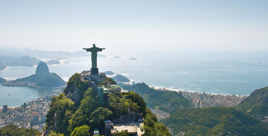 Cristo Redentor à Rio de Janeiro