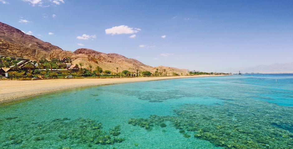 Das Tote Meer - Jordanien