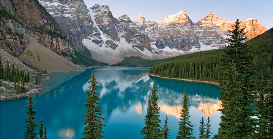 Moraine Lake, Parc national de Banff