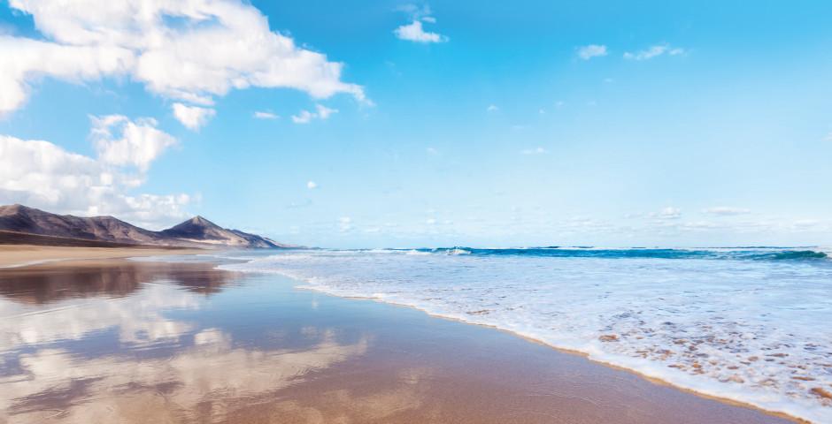 Plage de sable - Îles Canaries