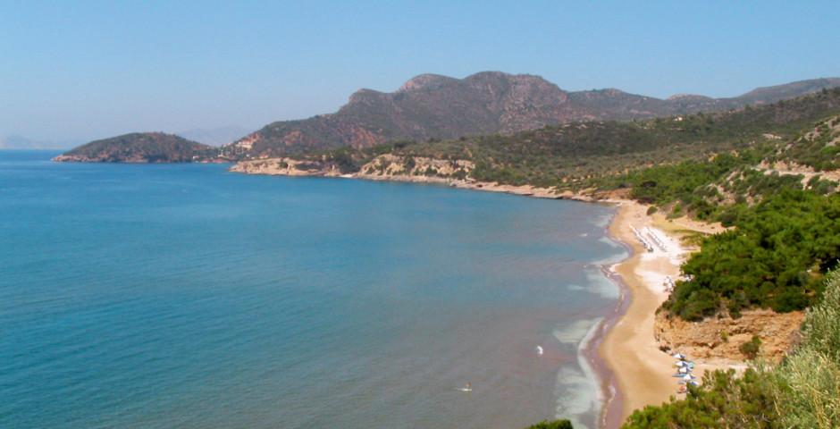 Küste von Samos