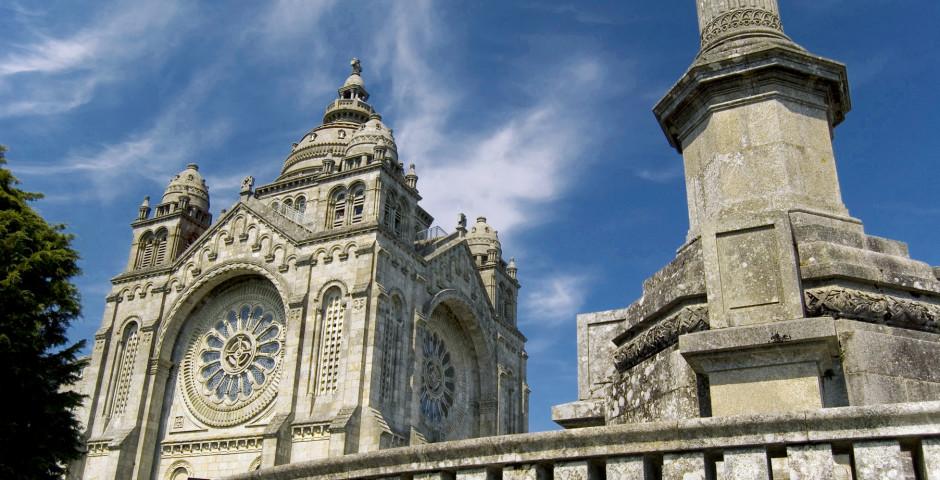 Basilica de Stanta Luzia, Viana do Castelo