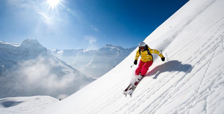Skigebiet Titlis - Zentralschweiz