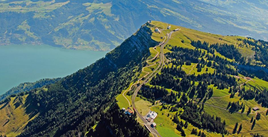 Aussicht auf die Rigi - Zentralschweiz