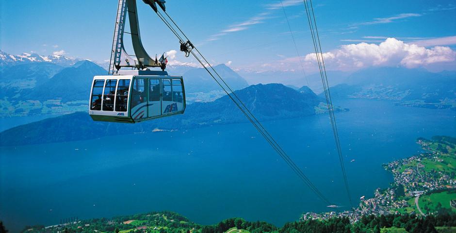 Luftseilbahn Rigi - Zentralschweiz