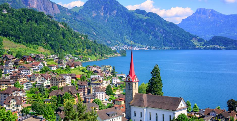 Weggis - Zentralschweiz