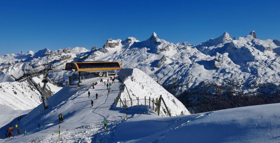 Chlingenstock, Stoss - Zentralschweiz