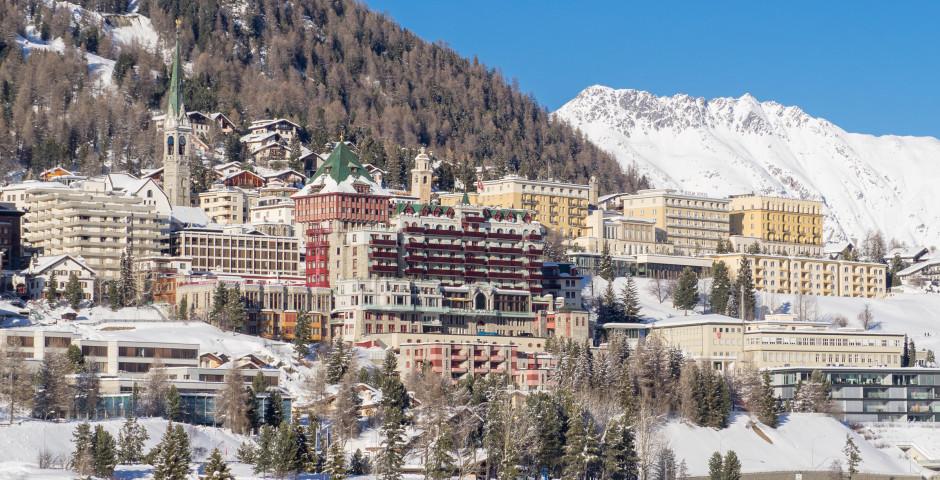 St. Moritz - Graubünden