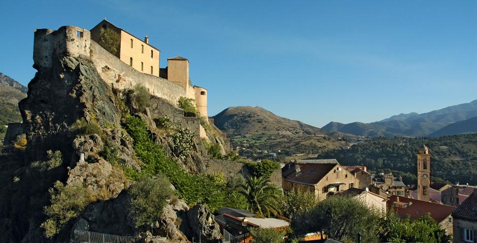 Citadelle de Corte - Corse