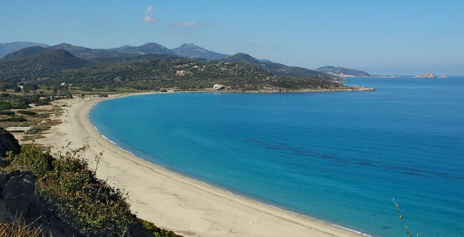 Côte d'en haut, - Corse