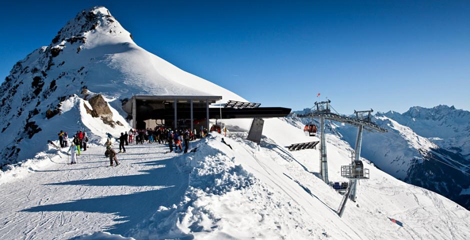 Silvretta Montafon, Hochalpila Bahn - Vorarlberg