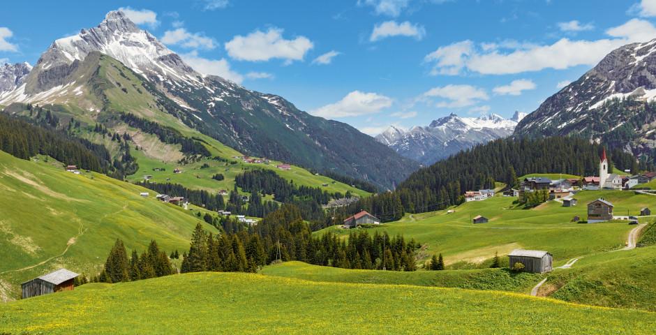 Biberkopf Warth - Vorarlberg