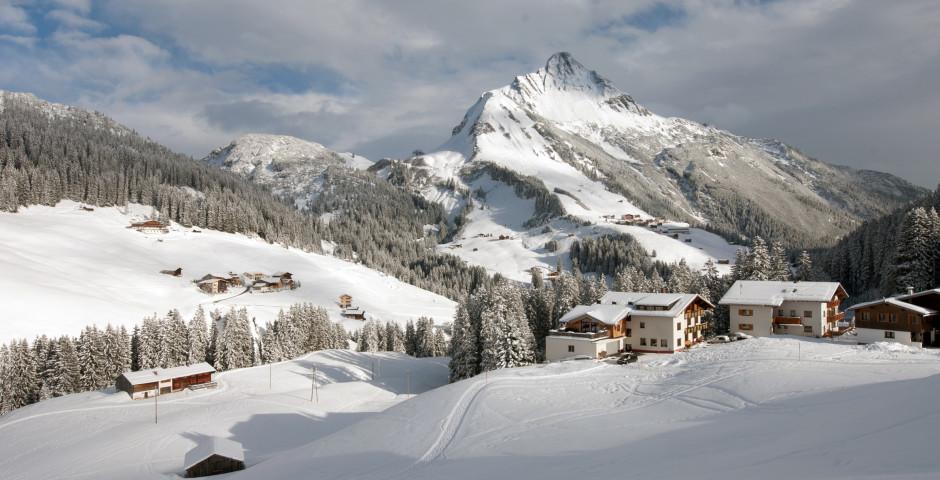 Warth am Alberg - Vorarlberg