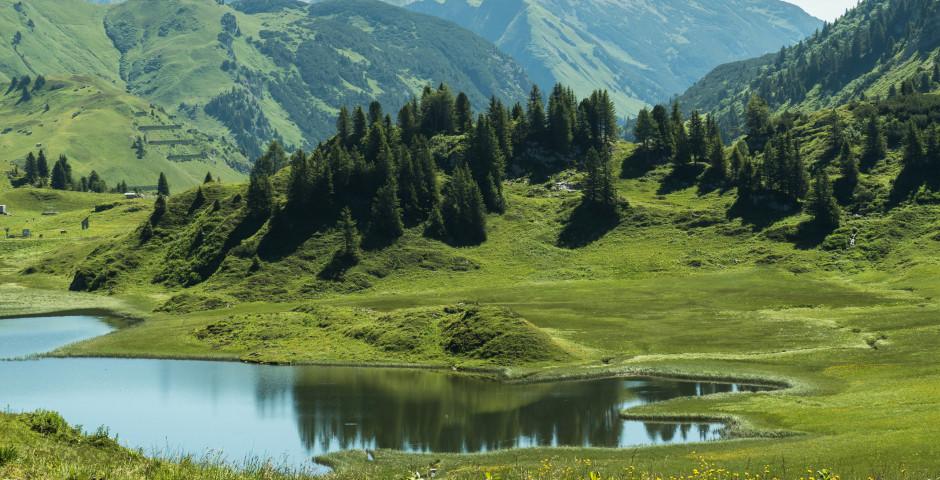 Kalbelesee, Schröcken in Bregenzerwald - Vorarlberg