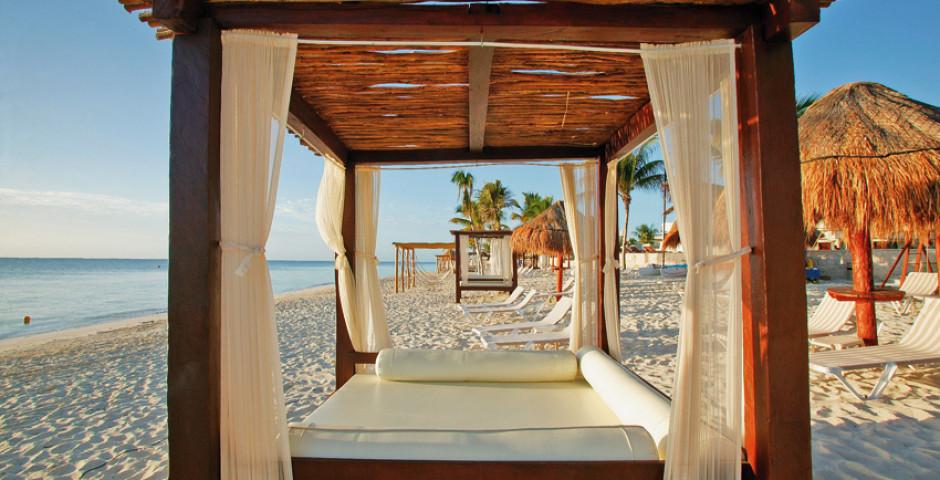 Plage de rêve en Riviera Maya