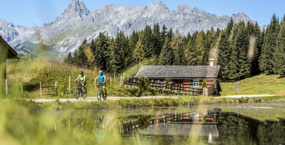 © Montafon Tourismus GmbH, Schruns / Daniel Zangerl - Montafon