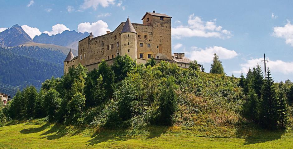 Château Naudersberg - Oberinntal