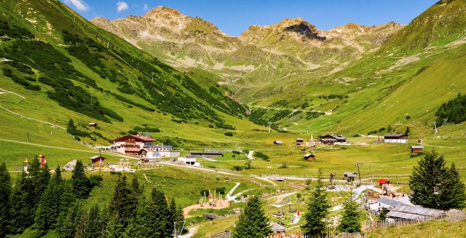Oberinntal en été - Oberinntal