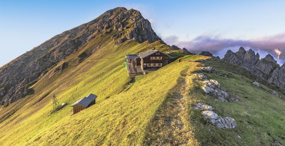 Nördlinger Hütte - Seefeld