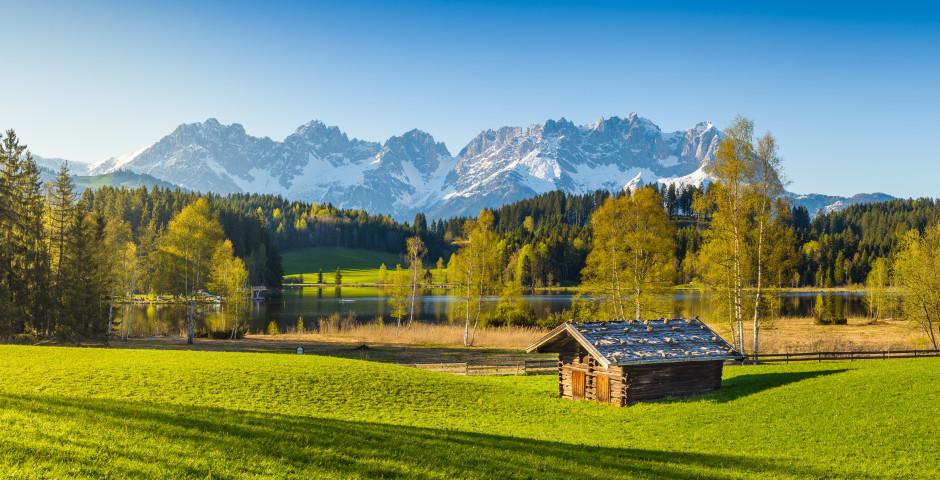 Wandern in Kitzbühel - Kitzbühel